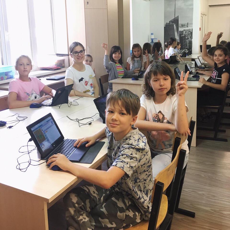 Стартовал летний проект «Программариум» в г. Воронеж!