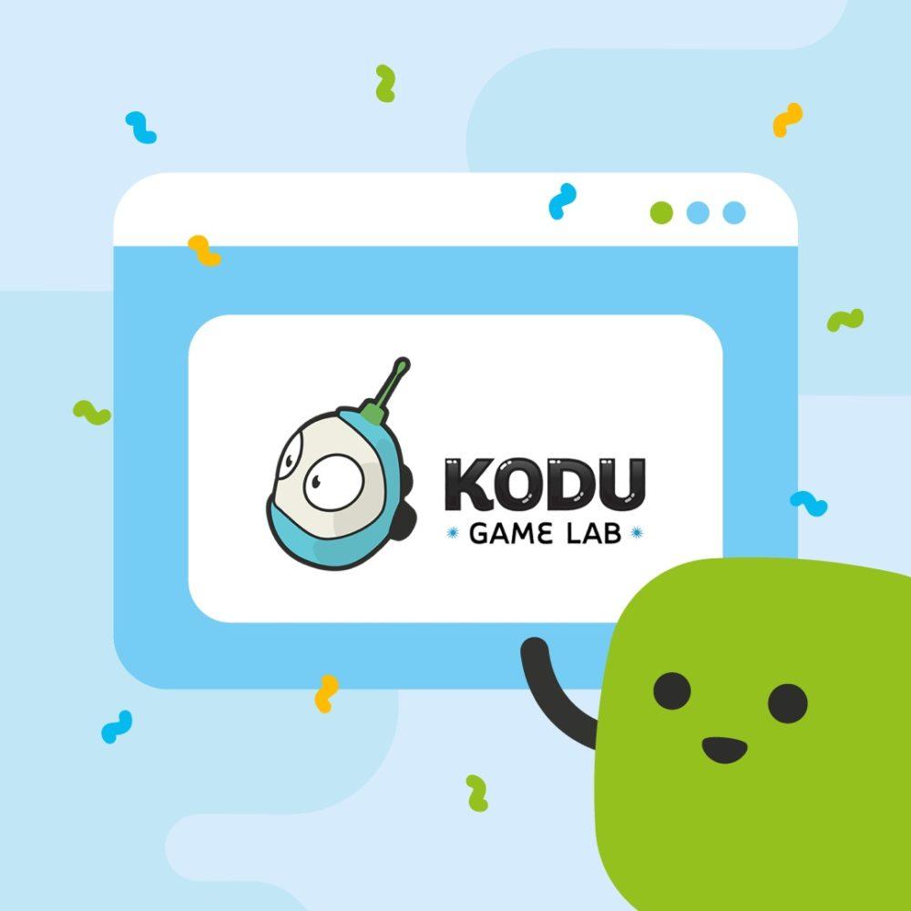 С 1 сентября мы открываем новое направление — Kodu!