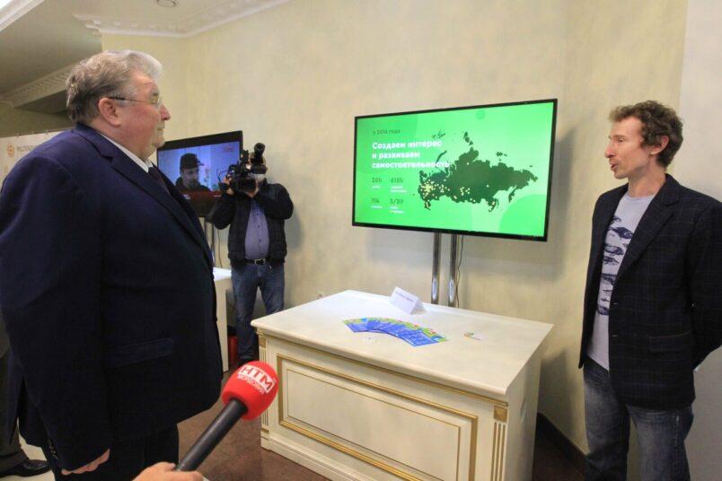 Вчера в Мордовии впервые состоялось официальное празднование Дня программиста.